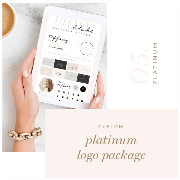 Platinum Custom Logo Package