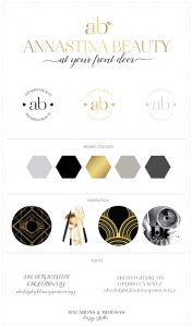Custom Logo Design, Photography Branding, Photography Branding, Branding Kit, Marketing Brand, Photography Logo Design, Photography Stamp, Branding board Black Gold, Modern Chic Branding Board, Mid Century Modern logo