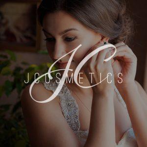 Makeup Logo, Cosmetics Logo Design, Custom Spa Logo, Makeup Logo Brand board