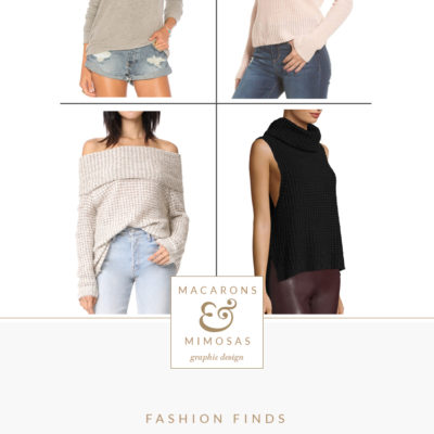 Sweater Weather :: Fashion Finds