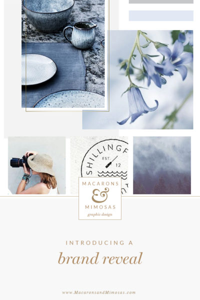 Custom Logo Design :: Georgette Violet