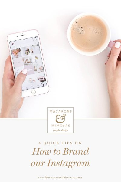 4 ways to brand instagram