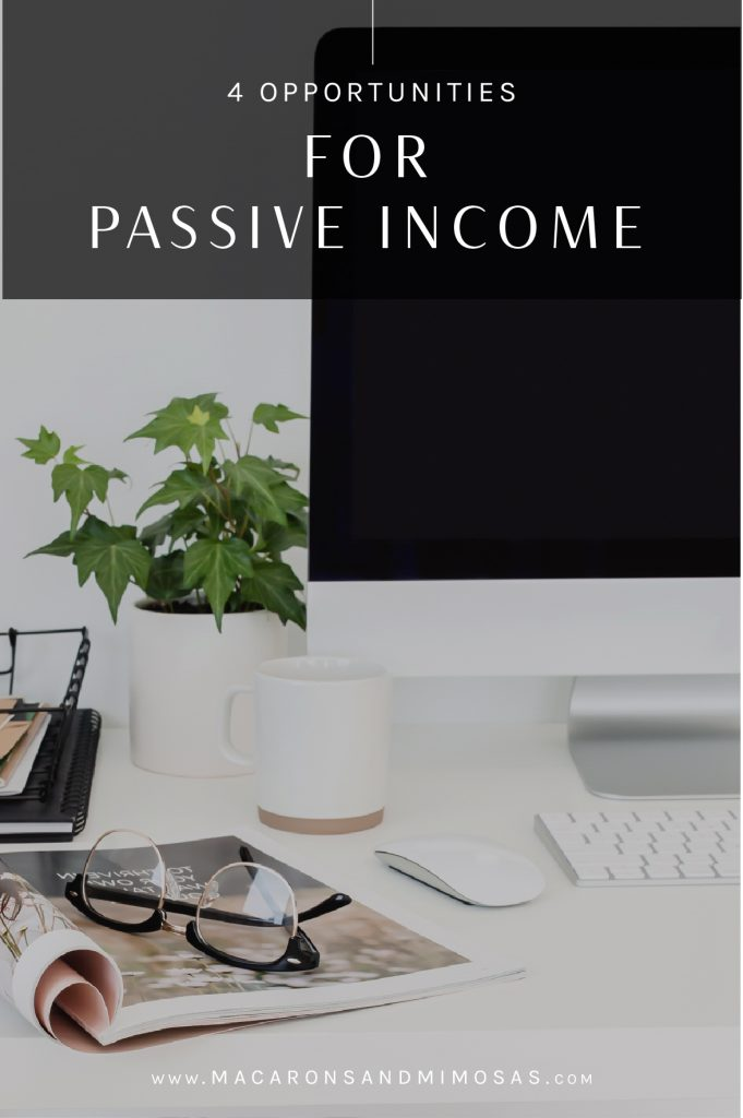passive income, make money blogging, affiliate marketing, ebooks how to, selling ecourses