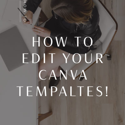 How to update your Designs in Canva
